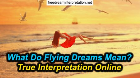 What Do Flying Dreams Mean: True Interpretation Online